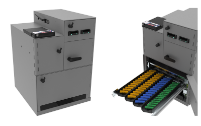 Introduction of First Rolled Coin and Tube Dispense Safe